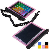 Universal IPX8 10M 7-8 inch Tablet PC Waterproof Cases Cover for iPad Mini for Kindle Fire HDX