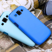 2015 Wholesale factory price hot selling water proof and shock proof silicone mobile phone case for Samsung galaxy S3
