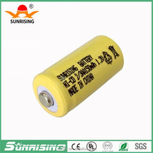 Button Top ni cd 2/3aa 150mah 1.2v rechargeable battery cell for solar lamp