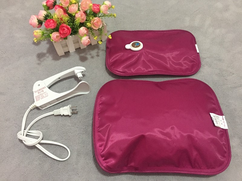 Electric hand warmer electric hot water bag OEM Can be customized