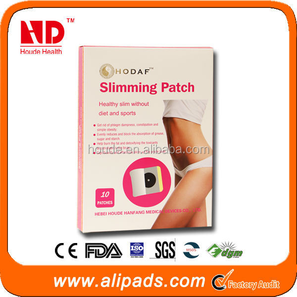 100% nature slimming patch