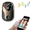 Ring hidden Doorbell Camera 720P Wifi Ip CCTV Camera
