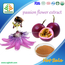 Organic Natural Plant Passion Flower Extract Powder Passion Flower Extract