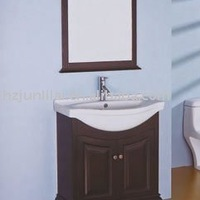 Bathroom Cabinet Wood Cabinet Antique Furniture