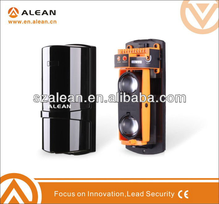 Electrical wire detector active pir sensor anti intruder