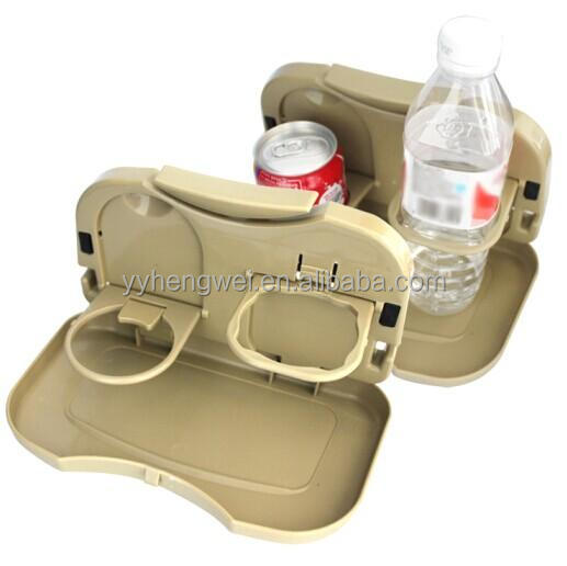 hot sale Folding Car Seatback Table Tray multi purpose car tray