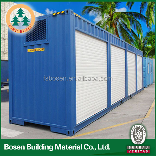 Container accomodation/container kiosk/20ft container for sale