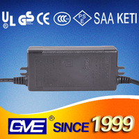 GVE brand power supply 24v 6a 8a Ac Dc Power Adapter for reveals ark