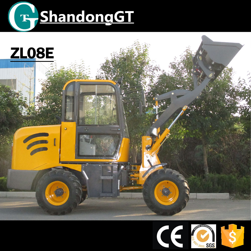 Brand new china wheel loader, 0.8ton -6ton CE michigan loader