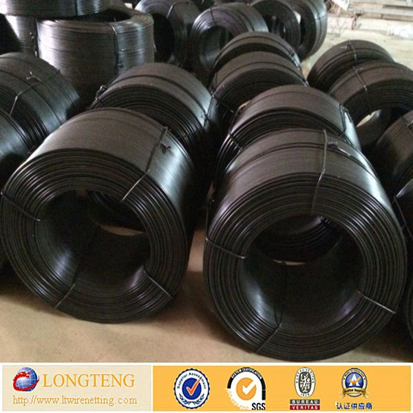 Western Baling Wire : Cheap price guage gauge black annealed baling wire