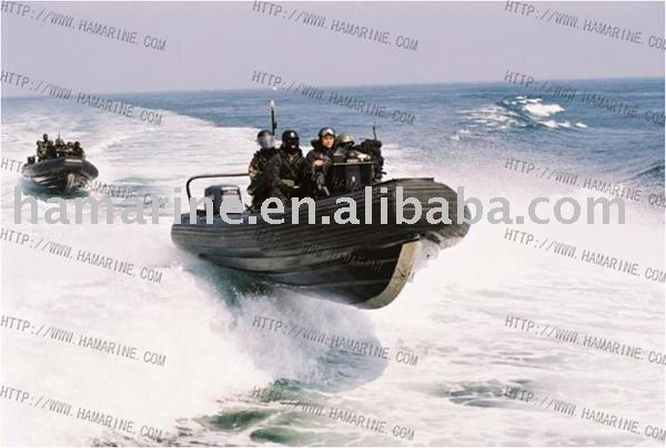HA850 RIB Inflatable Boat