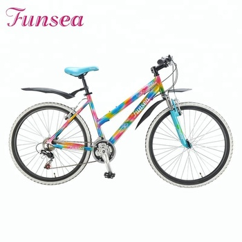 "Factory Wholesale bicycle 26 inch 21 speed 26""' alloy frame customized logo light weight racing mtb bikes mountain bicycle"