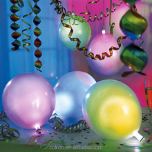 Christmas decoration Led Balloon China Manufacturer LED Glowing Latex Balloons