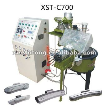 high quality wheel balancing weight machine