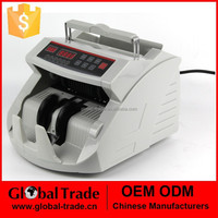 Money Bill Note Counter Efficient Machine Detect Counterfeit Electronic Great H0146