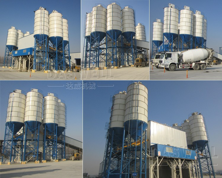500 ton cement silo for sale