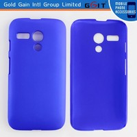 Hard Plastic case for Motorola For Moto G back cover, for Moto G rubberized back cover case
