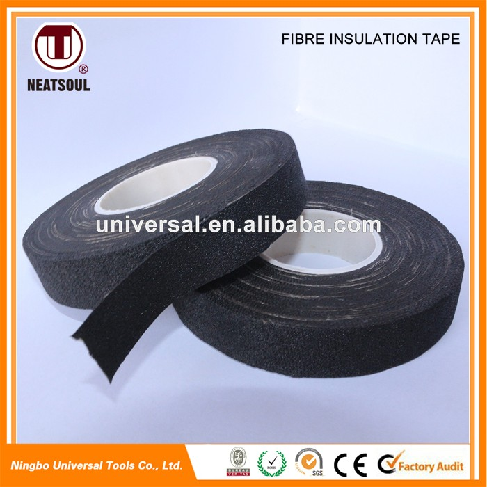 Good adhesiveness and high voltage Fibre Insulation Tape
