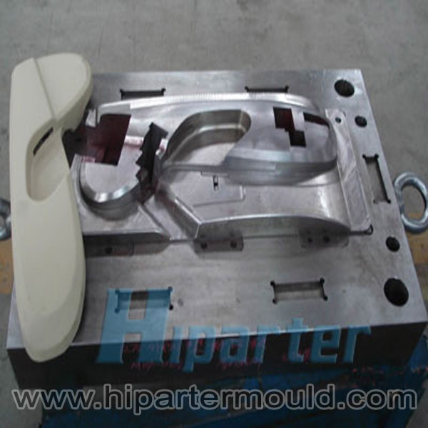 Plastic mould design and plastic parts production