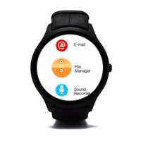 2016 New arrival No.1 D5 sim card smart watch 2016 3g android watch phone use as an independent cellular