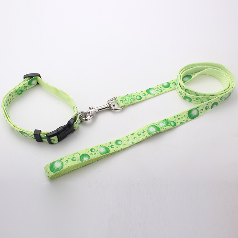 China professional manufacturer high quality retractable dog leash/Printed nylon dog leash material
