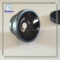 High quality 37mm fisheye lens made in china