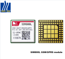 New original small size and low price SIMCOM SIM800L Quad band 850/900/1800/1900MHz GSM/GPRS module