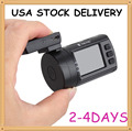 "Mini 0806 Dash Camera GPS DVR VR Full HD 1296P Ambarella 1.5""LCD 135 Angle+CPL Lens Camera USA Shipping"