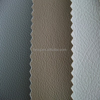Anti-scratch pvc fake leather automotive upholstery leather