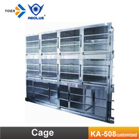 Stainless Steel Crate for Pet KA-508 Customized