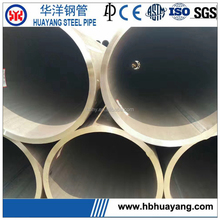 1200MM Large Diameter ASTM A53 Gr B LSAW Weld Galvanized Low Carbon Steel Pipes