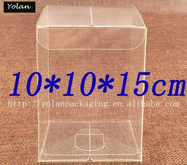 custom printed condom PVC box Transparent PP box