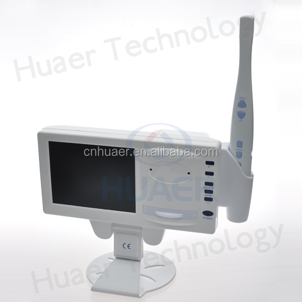 CE multi-functional dental endoscope|dental camera|intra oral camera