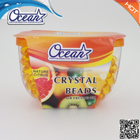 Trade Assurance 150g Origanal Manufacturer Crystal Beads Air Freshener
