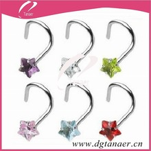 Best Selling Rhinestone Nose Stud