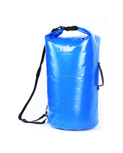 Outdoor Entertainment Custom Logo Hiking PVC Waterproof Dry Bag