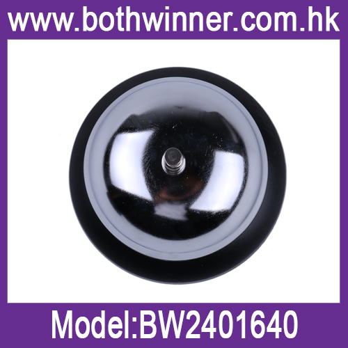 High quality stainless steel metal service bell for restaurant bell