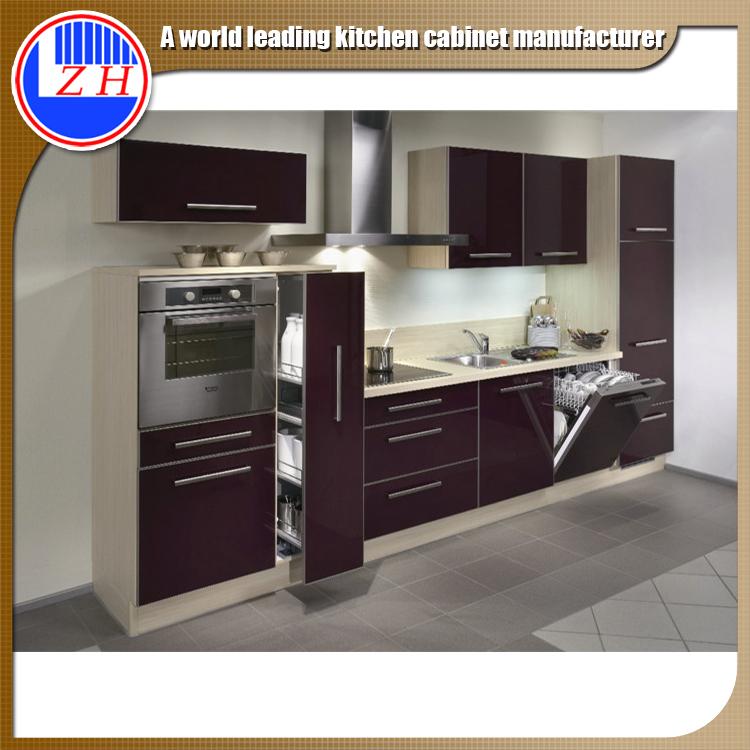 Kaka Pvc Kitchen Furniture: Guangzhou Factory Wholesale Price Customized Uv Pvc