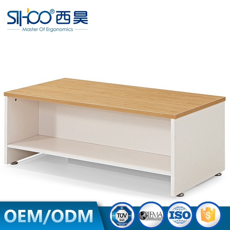 Sihoo Wooden Office Coffee Table
