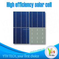 Online buy 6'' 4.15-4.3watt polycrystalline photovoltaic cell on sale price for solar panel/price per watt solar panel