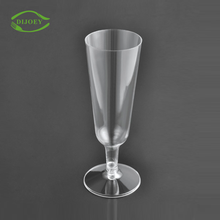 Gold supplier disposable decorative custom party beer communion clear tea cheap champagne bulk plastic cups