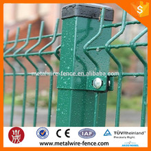 cheap price metal fence panels/garden wire mesh fence for high-rise residential