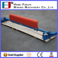 Polyurethane Primary Conveyor Belt Scraper For Mining Industry