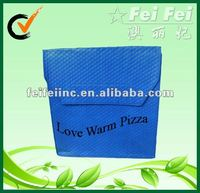 Reusable Insulated Ultrasonic Delivery Pizza Warmer Bag