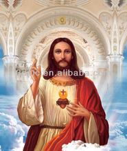 Customized Wholesale 3d Lenticular Printing Religious Pictures