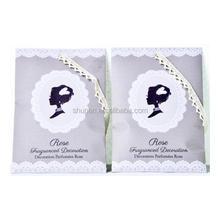 Hot sale hanging fragrance sachet Scented sachet SA-2482