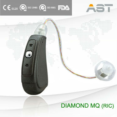 DIAMOND MQ RIC ear sound amplifier china cheap hearing aids