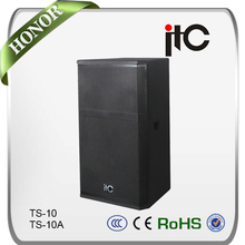 ITC TS-10 conference room Professional Two Way 10 inch full range speaker