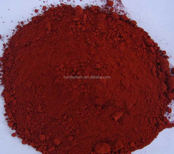 EQUAL TO national standard IRON OXIDE RED PIGMENT FOR SALE