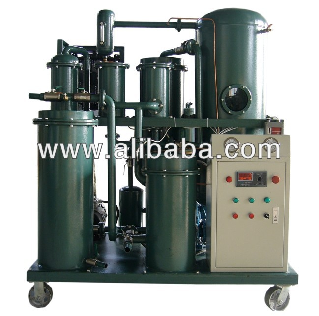 Lubricating Oil Filtration Equipment, Hydraulic Oil Purifying Plant